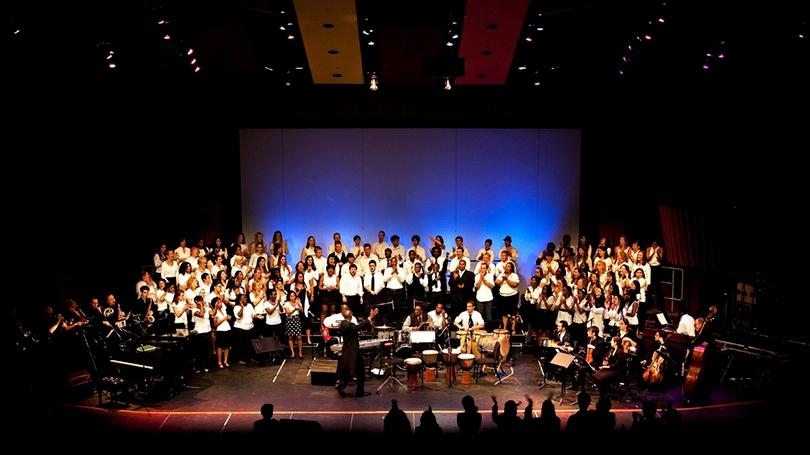 Dartmouth Gospel Choir